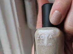 ZOYA Pixie Dust. Godiva. vegan.  *Vegan Beautyblog ONCE UPON A CREAM*