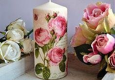 Λάμπες και κεριά - Ρομαντικό κερί - 3107540