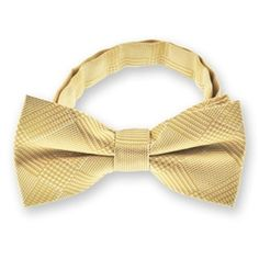 Sunflower Yellow Bow Tie, $5.95.