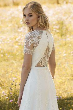 Robe de mariée Rembo Styling Lille