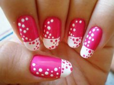Cute and easy nail patterns