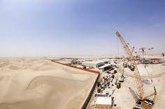 Pump Sation - Abu Dhabi