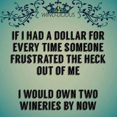 Or ten wineries! #WineWednesday