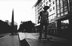 Buenos Aires Skateboarding