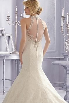 Wedding Magazine - Lookbook: wedding dresses with beautiful backs