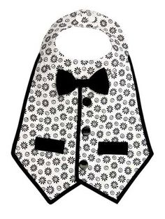 Dude Babies! Bib Sewing Pattern More