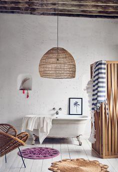 Interior Design Trend 2018: Modern Ibiza / Coachella Festival Boho Vibes