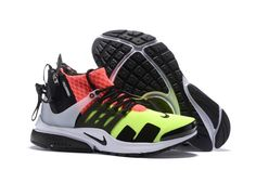 new style 2b15b 7ce5f NikeLab Air Presto Mid Men s Shoe Hot Lava