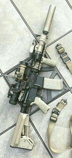 Killed 5 enemies within 100 Seconds Airsoft Guns, Weapons Guns, Guns And Ammo, Armas Airsoft, Armas Ninja, Custom Guns, Military Guns, Hunting Rifles, Cool Guns