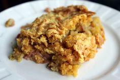 Rhubarb Crunch   Tasty Kitchen: A Happy Recipe Community!