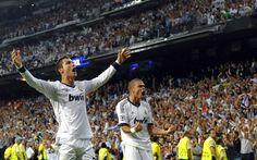 Cristiano Ronaldo: La crítica es parte del negocio, hay que vivir con ello.