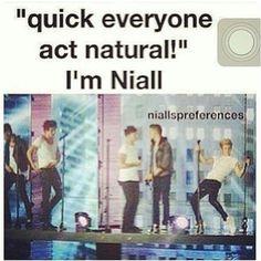 I'm Niall