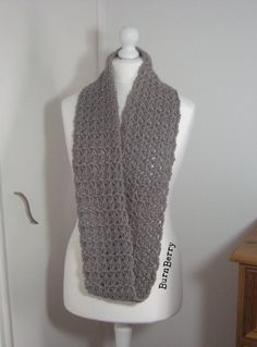 Free Crochet Pattern Pavement Infinity Scarf : 1000+ images about Made By You! on Pinterest Fiber ...