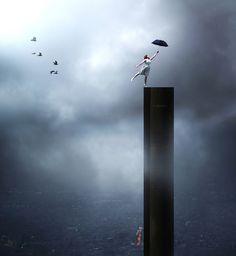 Impresionantes fotografías surrealistas de George Christakis