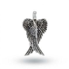Angel Wings Pendant (Sterling Silver)