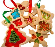 Stained Glass Christmas Cookies. Amazing!and a total doable. Blow your friends and family away !