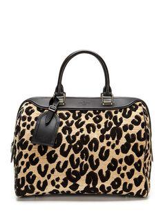 LOUIS VUITTON Limited Edition Monogram Leopard Speedy Bag