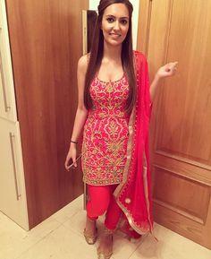 beautiful indian outfits @nivetas https://www.facebook.com/punjabisboutique