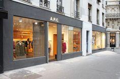 superfuture :: supernews :: paris: a.p.c. store opening