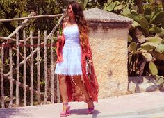 Madame de rosa for Charo Ruiz Ibiza  The free boho Ibiza spirit