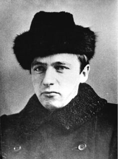 "Velimir (Viktor Vladimirovich) Khlebnikov (Nov. 9, 1885 - 1922) was a  poet and prose writer, an outstanding figure of Russian avant-garde  art, one of the initiators of Russian futurism, a reformer of poetic  language, and an experimentalist in word creation and ""zaum"" (roughly  translated as ""trans-sense"" or ""trans-rational""), i.e. the ultimate  poetic language, devised by him… ""Scrape the surface of language, and you will behold interstellar space and the skin that encloses it.""     ―…"