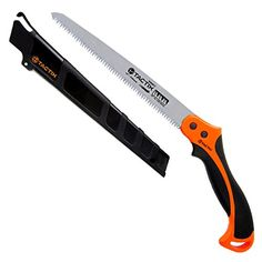 10 Tactix Pruning Hand Saw  Sheath Limbs Branched Sharp Ground Teeth Landscape JM545744565467341119855 -- Click image to review more details.