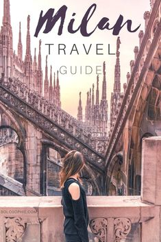 Famous for underwhelming visitors, we had no idea what to expect when we booked our trip for one day in Milan. We'd read that there was little in the way of great attractions. Known as a hive of…MoreMore #ItalyTravel
