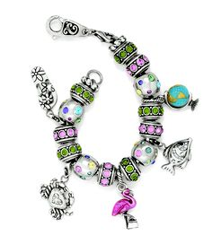 Tropical Adventure Charms