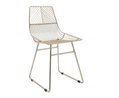 """Krzesło """"Posey Gold"""", 39 x 50 x 78,5 cm  549.90 zl"""