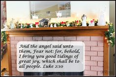 Life at Rossmont: Scripture and a Snapshot, December 18