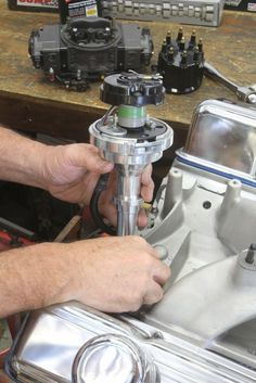 Rotor phasing is critical for any performance ignition.