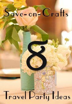 Top 8 Travel Party Ideas