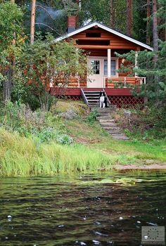 Photo 2014, Marjut Hakkola Kerala Houses, Lake Life, Best Cities, Family Holiday, The Fresh, Finland, Cabins, Countries, Happiness