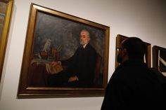 Retrato de Unamuno, del pintor Joaquín Sorolla.