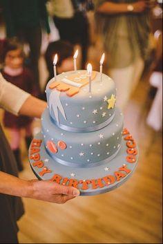 our fabulous rocket cake