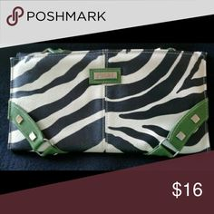 MICHE Bag Classic Shell only Zoe Zebra print green MICHE. Bag Classic Shell only Zoe Zebra Green Retired Designer Purse 👛 . Brand new in package. Miche Other