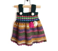 So darling! Perfect with a pair of bright tights!