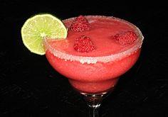 Raspberry Margarita (4 oz. Tequila 2 oz. Triple Sec 4 oz. Raspberry Limeade concentrate 4 oz. Lemon-Lime Soda 2 oz. Sweet & Sour Mix 18 Raspberries 1 oz. Orange Juice 1 Tbsp. Granulated Sugar)