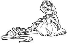 rapunzel ballerina coloring page Rapunzel Coloring Pages, Ballerina Coloring Pages, Belle Coloring Pages, Dance Coloring Pages, Disney Princess Coloring Pages, Coloring Pages For Girls, Coloring Sheets, Adult Coloring, Disney Rapunzel