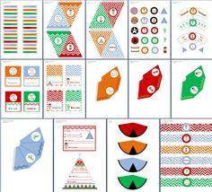 kit-anniversaire- indien à imprimer printable Kids Wigwam, Pow Wow Party, Art For Kids, Crafts For Kids, Wild West Theme, Indian Crafts, Party Printables, Advent Calendar, Party Themes