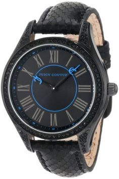 Juicy Couture Women's 1900877 Lively Black Embossed Leather Strap Watch Juicy Couture, http://www.amazon.com/dp/B005XUHG7C/ref=cm_sw_r_pi_dp_GHberb0E8VQE6