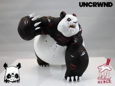 """Panda King 2 """"UNCRWND"""" Original Colorway"""