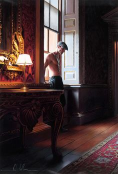 Musee de l'Amour 23 by Rob Hefferan