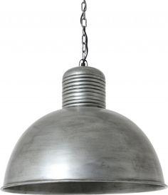 Hanglamp Annalies - Nikkel - 47 cm - Light & Living