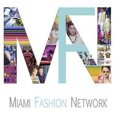 Logo for Miami Fashion Network of Designer Fashion Media