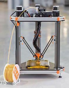 Un nuovo filamento ottimizzato per stampanti 3D