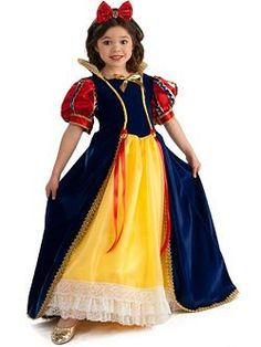 Child Enchanted Princess Costume | Cheap Fairytale Halloween Costume for Girls