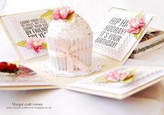 Cupcake exploding card!
