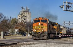 Bnsf Railway, Oklahoma City, Trains, Oil, Train, Butter