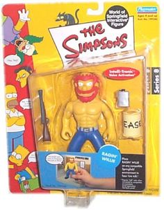 Simpsons - World of Springfield Interactive Figure - Series 8 - Ragin' Willie w/custom accessories by Playmates Toys, Inc., http://www.amazon.com/dp/B0037J37UG/ref=cm_sw_r_pi_dp_v1cfsb1768Z6X